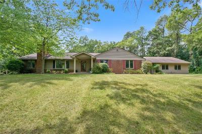 Franklin Vlg Single Family Home For Sale: 32501 Romsey Road