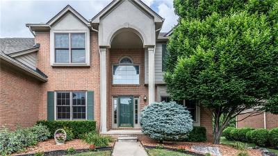 Novi Single Family Home For Sale: 45620 Addington Lane