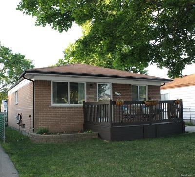 Warren Single Family Home For Sale: 7275 Marian Avenue