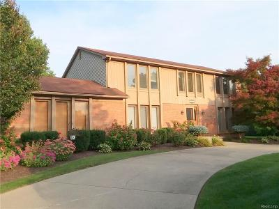 Farmington Hills Single Family Home For Sale: 28824 Appleblossom Lane