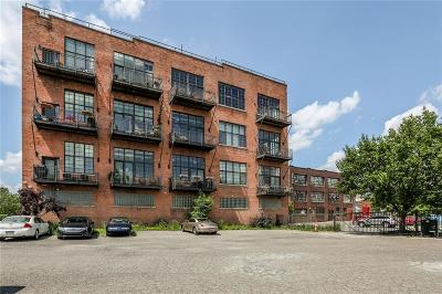 Detroit Condo/Townhouse For Sale: 2003 Brooklyn Street