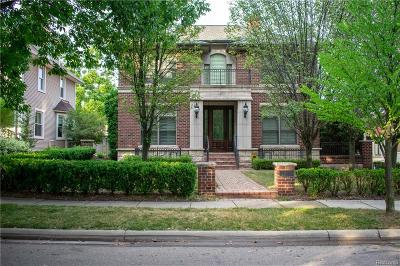Birmingham Single Family Home For Sale: 981 Ann Street