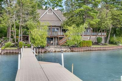 White Lake Single Family Home For Sale: 3181 Big J Drive