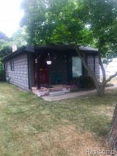 Southfield Single Family Home For Sale: 22051 Seminole Street