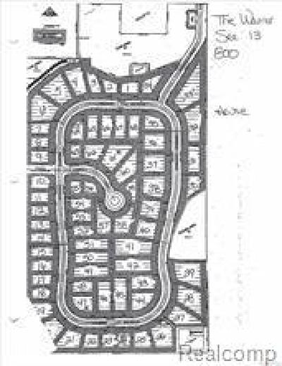 Residential Lots & Land For Sale: 5760 Cobblestone