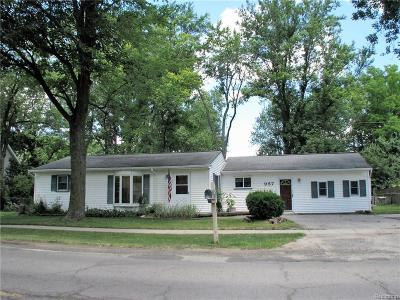 Lake Orion, Orion Twp, Orion Single Family Home For Sale: 957 Miller Road
