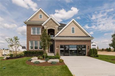 Single Family Home For Sale: 47732 Fieldstone Drive