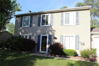 Waterford Twp Single Family Home For Sale: 1171 Meadowood Drive