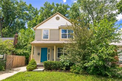 Royal Oak Single Family Home For Sale: 510 S Campbell Road