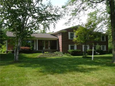 Bloomfield Hills Single Family Home For Sale: 925 Eastover
