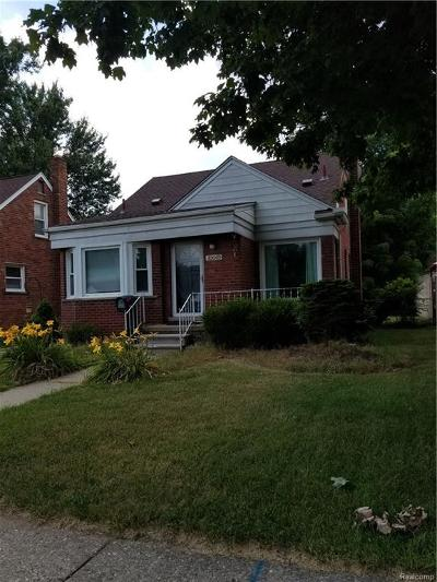 Livonia MI Single Family Home For Sale: $124,000