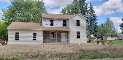 Auburn Hills Single Family Home For Sale: 388 N Lake Angelus Road