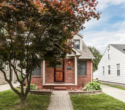 Dearborn Single Family Home For Sale: 23138 Beech Street