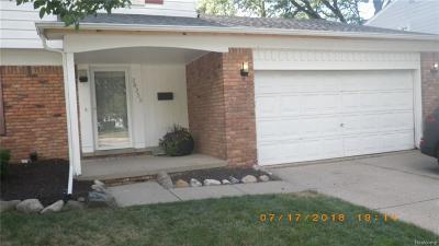 Southfield Single Family Home For Sale: 28255 Fontana Drive