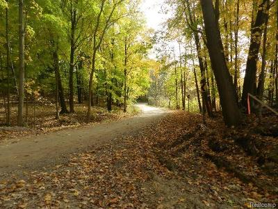 Addison Twp Residential Lots & Land For Sale: SE SEcord Lake Road
