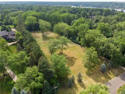 West Bloomfield Twp Residential Lots & Land For Sale: 3721 Northwood