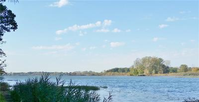Grosse Ile, Gross Ile, Grosse Ile Twp Residential Lots & Land For Sale: Parcel B&c East River