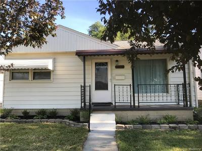 Warren Single Family Home For Sale: 12739 N Coleen Avenue N