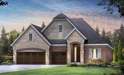 Washington Twp Single Family Home For Sale: 6980 Venturi Drive