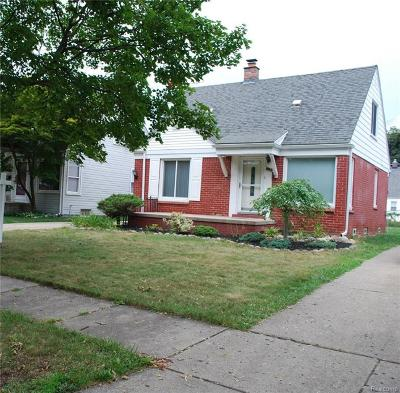 Dearborn Single Family Home For Sale: 3150 Smith Street