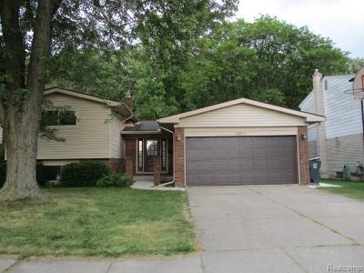 Single Family Home For Sale: 43670 Arlington Road