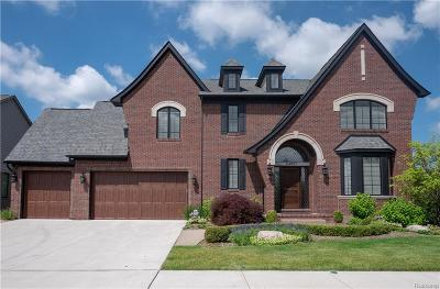 Shelby Twp Single Family Home For Sale: 53986 Lawson Creek Drive