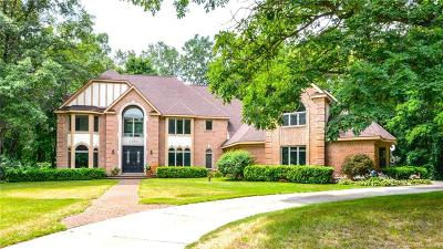 White Lake Single Family Home For Sale: 1136 Lake Jason Drive