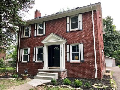 Detroit Single Family Home For Sale: 16862 Warwick Street