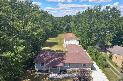 Troy Single Family Home For Sale: 805 Trinway Drive
