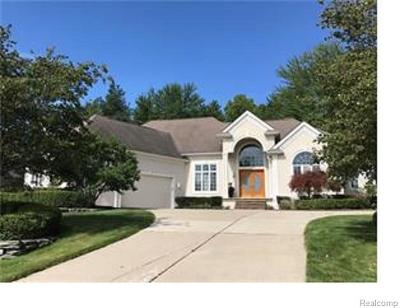 Single Family Home For Sale: 7974 Brookwood Drive
