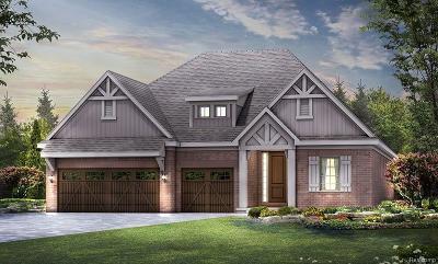 Washington Twp Single Family Home For Sale: 6983 Venturi Drive