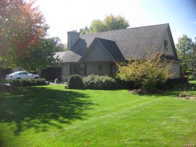 Commerce Single Family Home For Sale: 5323 Kristi Lane