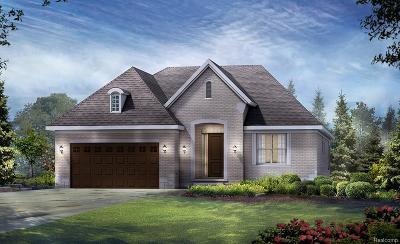 Washington Twp Single Family Home For Sale: 7172 Venturi Drive