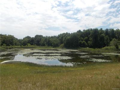 Residential Lots & Land For Sale: Vacant Land Norway Lake Road
