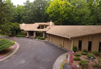 Milford Twp Single Family Home For Sale: 2385 Lerwick Ln