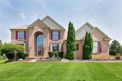 Oakland Twp Single Family Home For Sale: 4069 Wincrest Lane