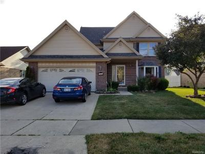 Brownstown Twp Single Family Home For Sale: 23052 Westwood Drive