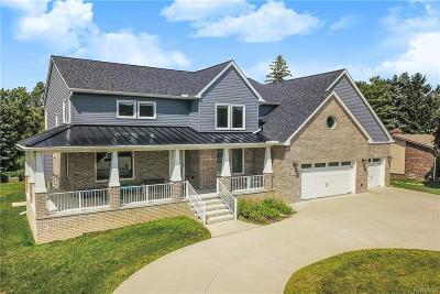 Commerce Single Family Home For Sale: 3256 Ledgewood Court E