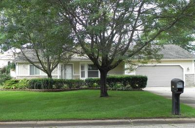 Commerce Single Family Home For Sale: 3121 Smugglers Ridge Drive