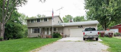Commerce Single Family Home For Sale: 3200 Glengary Road
