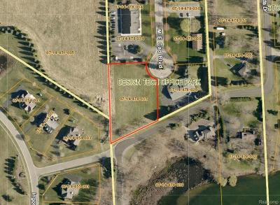 Springfield Twp MI Residential Lots & Land For Sale: $230,000