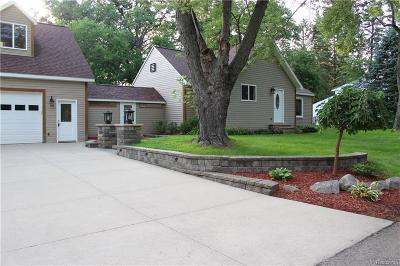 West Bloomfield Twp Single Family Home For Sale: 4272 Middledale Avenue