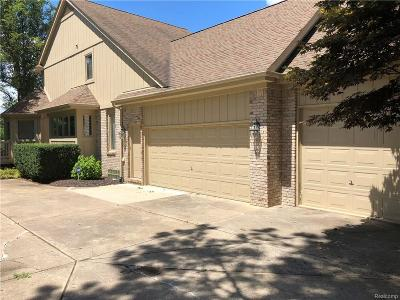 Commerce Twp Single Family Home For Sale: 5125 Winewood Lane