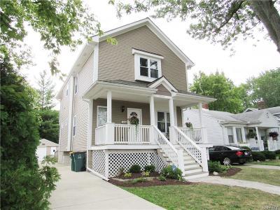 Berkley Single Family Home For Sale: 3340 Thomas Avenue