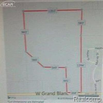 Grand Blanc Residential Lots & Land For Sale: 1500 W Grand Blanc Road