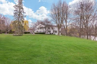Beverly Hills Vlg Residential Lots & Land For Sale: 32400-Vl Evergreen Road