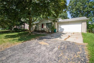 Farmington Single Family Home For Sale: 23174 Springbrook Drive
