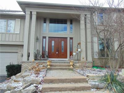 West Bloomfield, West Bloomfield Twp Single Family Home For Sale: 7359 Village Square Drive