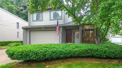 Birmingham Single Family Home For Sale: 1000 Forest Avenue