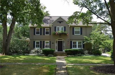 Beverly Hills Vlg Single Family Home For Sale: 18321 Riverside Drive